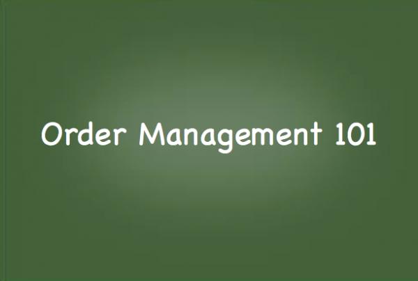 Order_Management_101