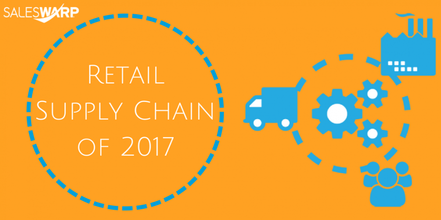 retail supply chain of 2017