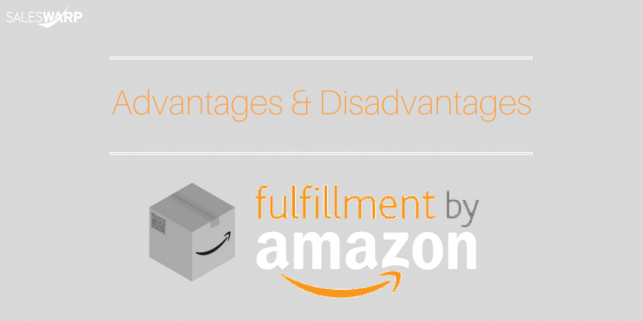 Advantages & Disadvantages of Fulfillment By Amazon (FBA)