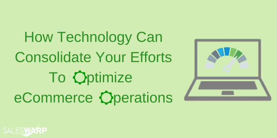 Optimize eCommerce Operations