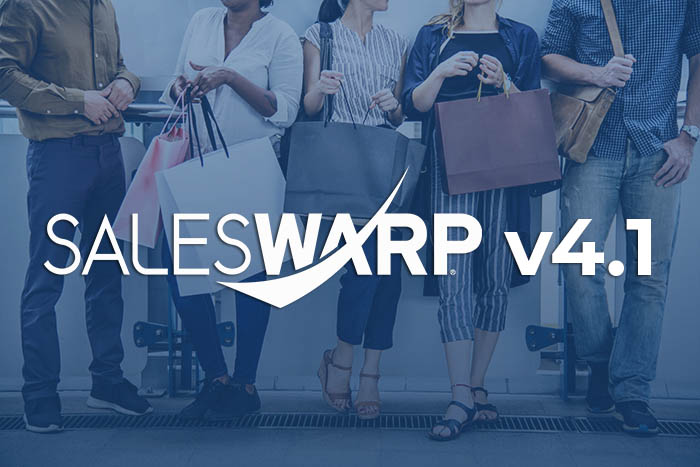 SalesWarp launches v4.1