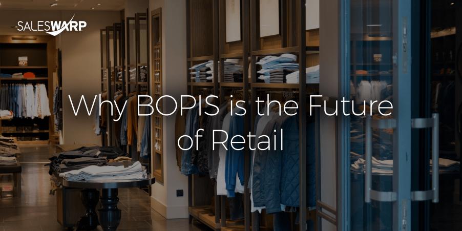 BOPIS - Inside Store Image