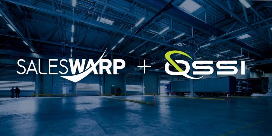 qssi and saleswarp partnership