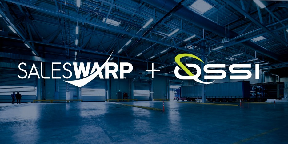 qssi and saleswarp partnership
